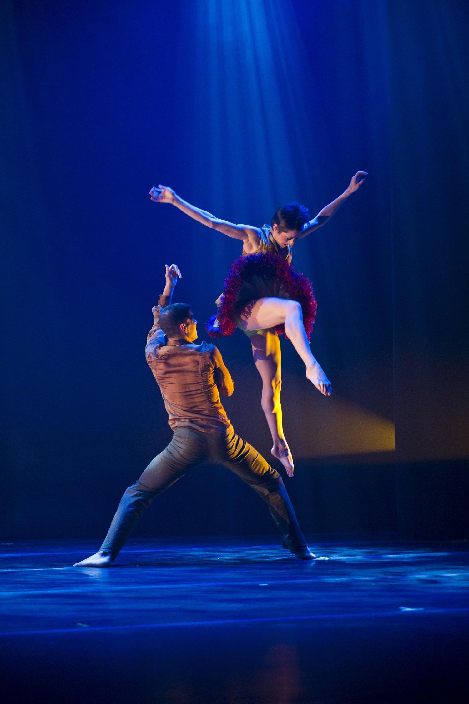 El Ballet HIspánico ya inició su temporada, que culmina el día 26.
