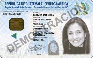 Ya puedes tramitar tu DPI de Guatemala… hasta San Bernardino