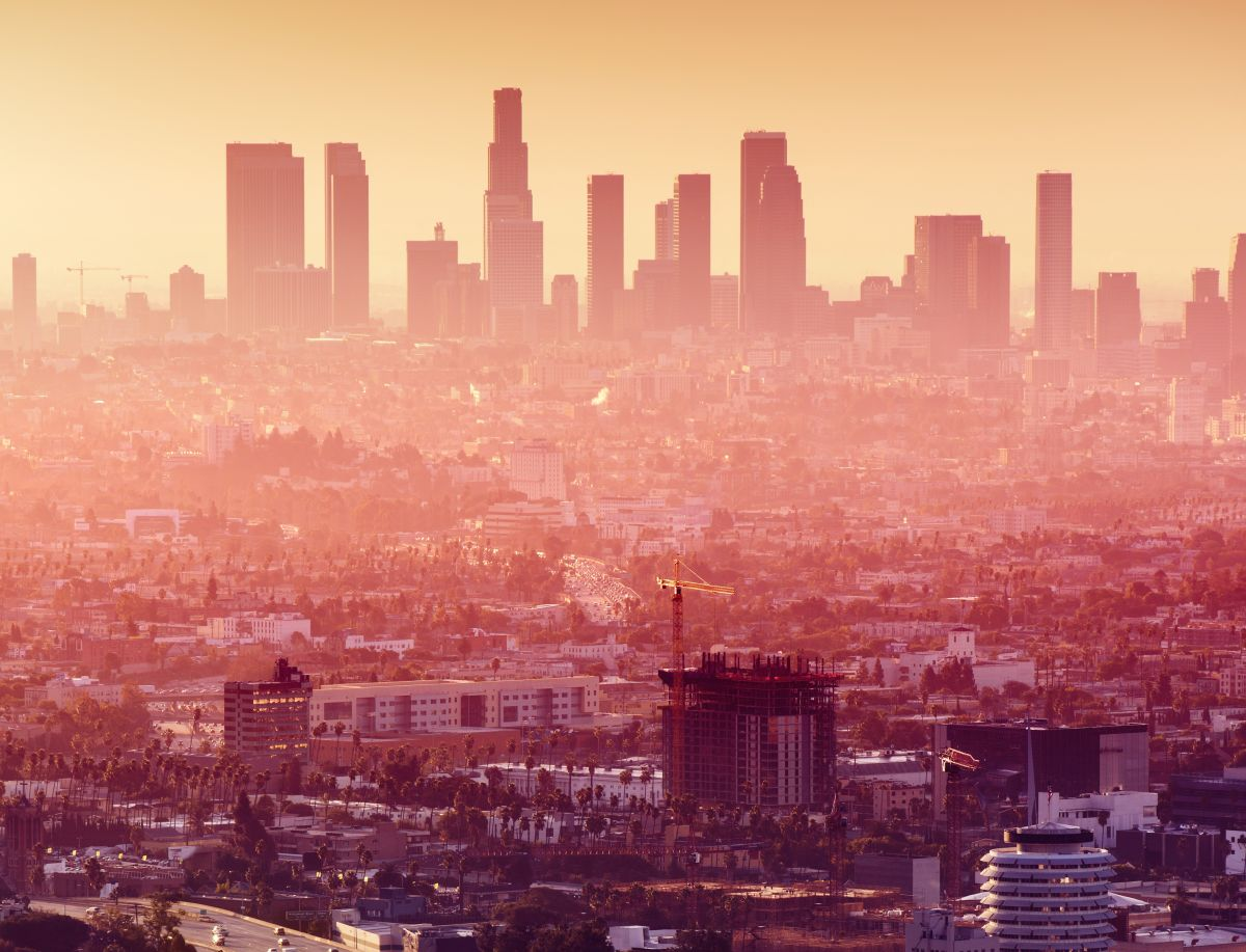 Los Angeles Ranks First in Pollution