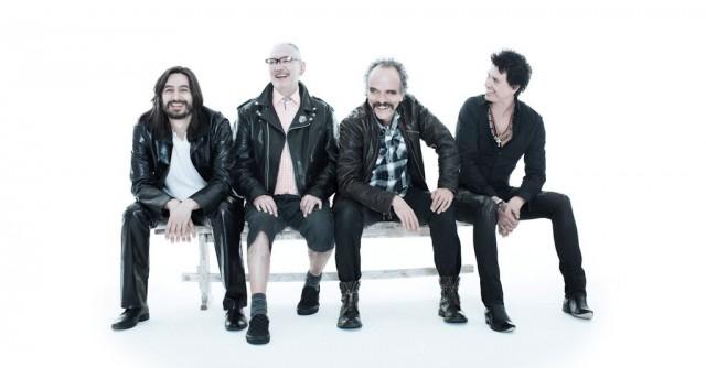 El grupo Caifanes retoma su carrera con fuerza, con gira de conciertos y planes de un nuevo disco.