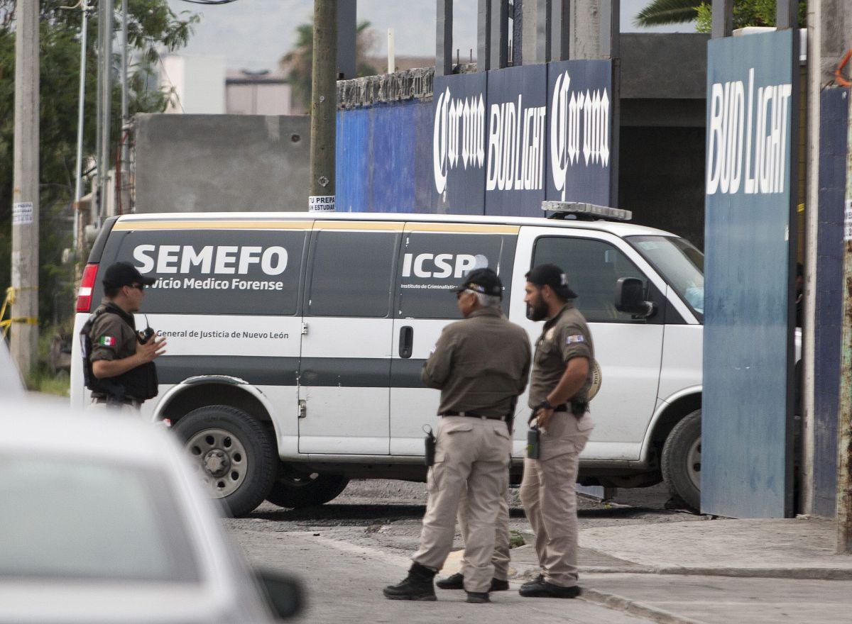 Masacre en México: Asesinan a 10 personas en Nuevo León