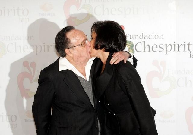 Florinda Meza estuvo a punto de casarse con otro hombre