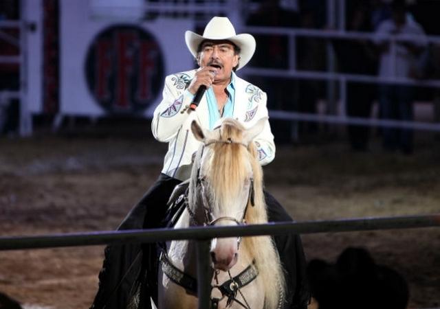Joan Sebastian profesaba un gran amor por los caballos