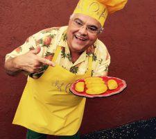 Las empanadas del Chef Pepín