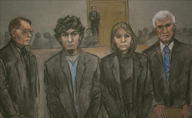 Tsarnaev condenado a pena de muerte, pide perdón por atentados de Boston (VIDEO)
