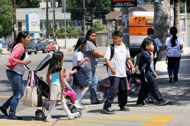 Los Ángeles ya supera los 4 millones de habitantes