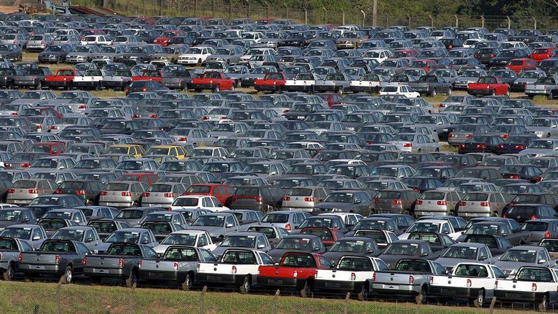 La industria automotriz va en declive en Brasil