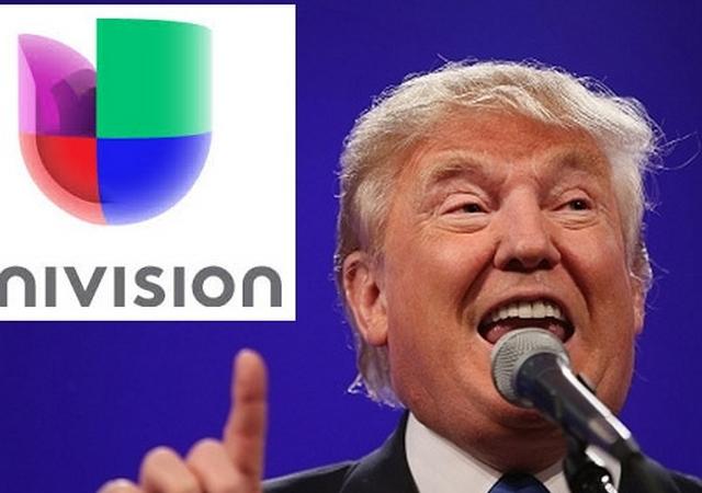 Univision y NBC condenan a Trump con Miss USA; el canal Reelz lo emitirá