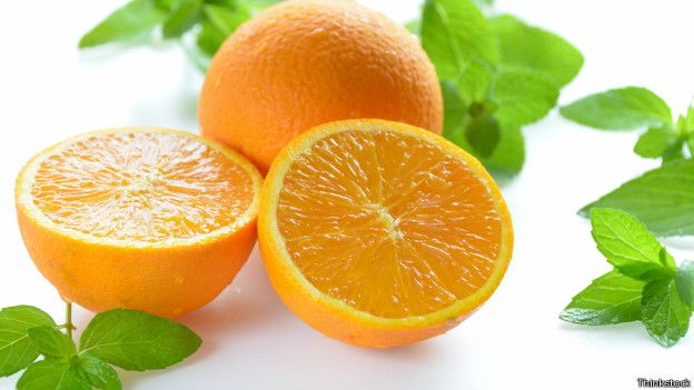 Efectivo jugo antigripal de frutas invernales ¡Una bomba de vitamina C!
