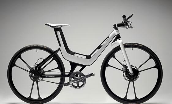 Ford experimenta ahora con bicicletas eléctricas.
