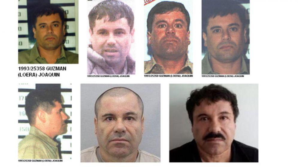 DEA y FBI rastrean bienes y contactos El Chapo Guzmán en Colombia