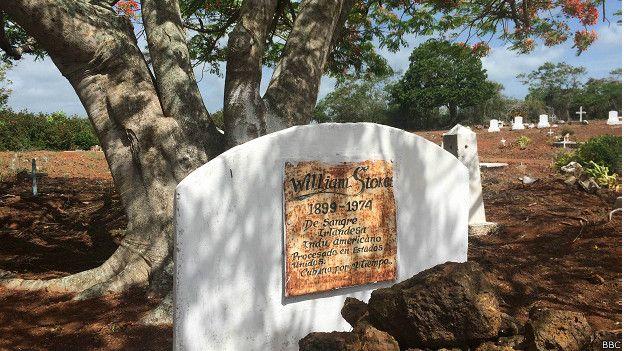 William Stokes está enterrado en el pueblo.