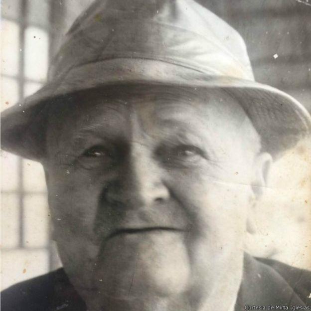 """A William Stokes lo apodaron """"el último americano en Cuba""""."""