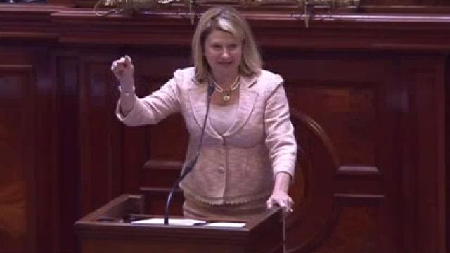 Mira el discurso de la republicana que ayudó a quitar la bandera confederada en Carolina del Sur (VIDEO)