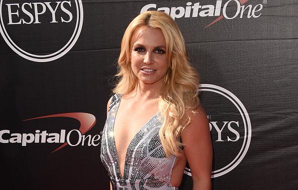 """""""Muy pronto"""", escribió Britney junto a la imagen, la cual registró más de 90 mil Me Gusta."""