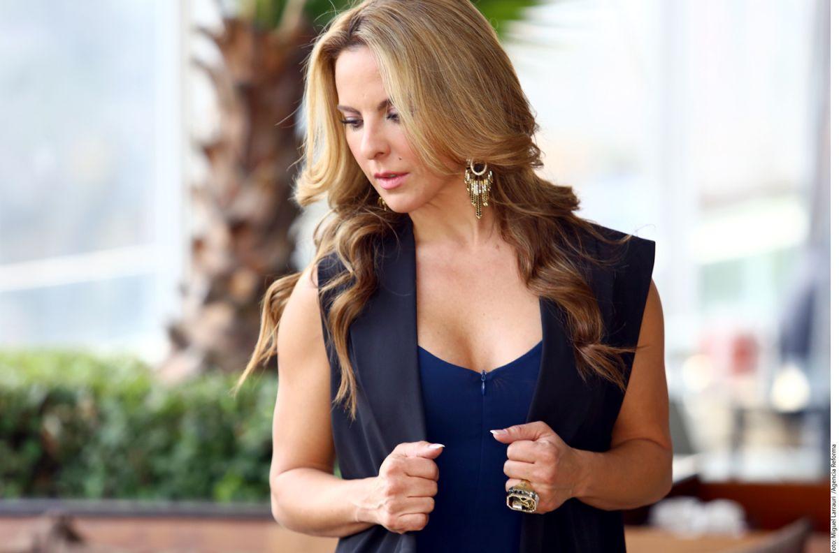 Kate del Castillo aclara qué tipo de relación tiene con Sean Penn
