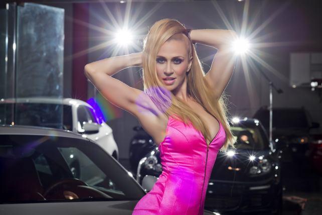 Noelia baila y presume sus intimidades con un par de leggins transparentes en Instagram