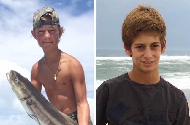Hallan embarcación de los dos adolescentes desaparecidos en mar de Florida
