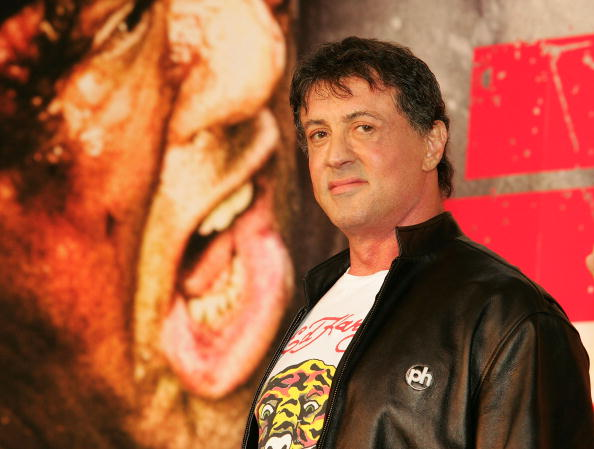 Sylvester Stallone compartió las primeras fotos de 'Rambo 5'