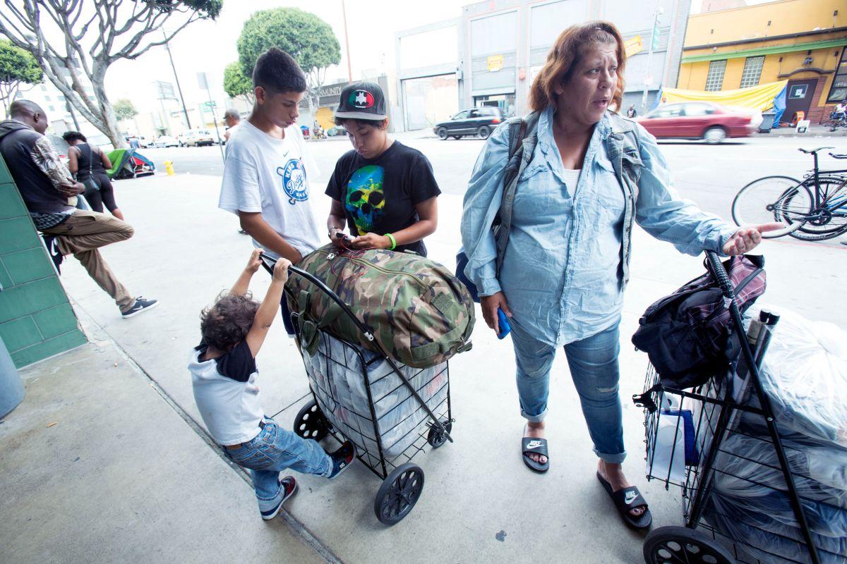 Niños latinos, los más pobres de California