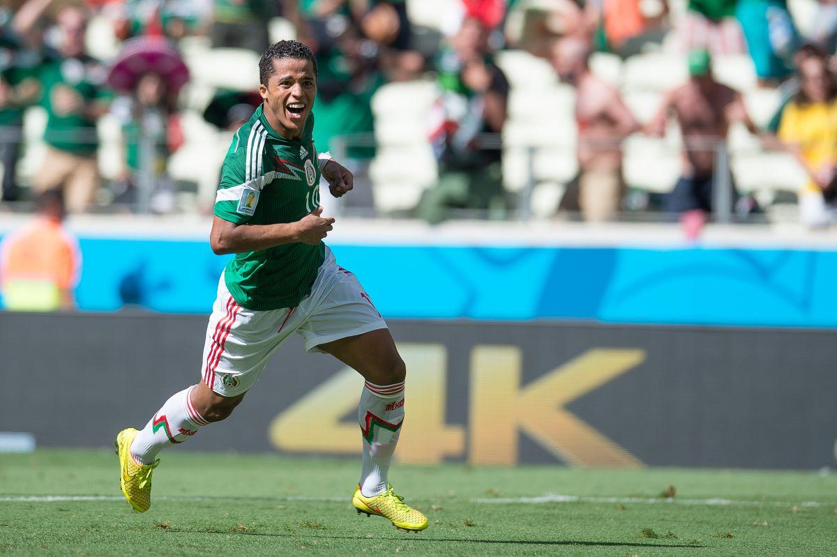 Giovani dos Santos finalmente explicó su reacción tras la agresión de Miguel Herrera a Christian Martinoli.