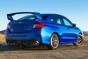Todo lo que se sabe del Subaru WRX STI de siguiente generación