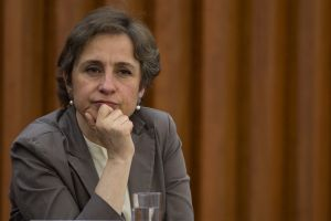 ¿Dónde está Carmen Aristegui depués de la censura?