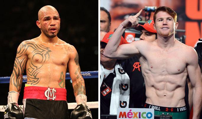 Miguel Cotto es más completo. 'Canelo' Álvarez es más fuerte.