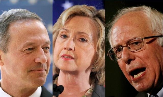 El primer debate entre aspirantes demócratas a la Casa Blanca será en octubre