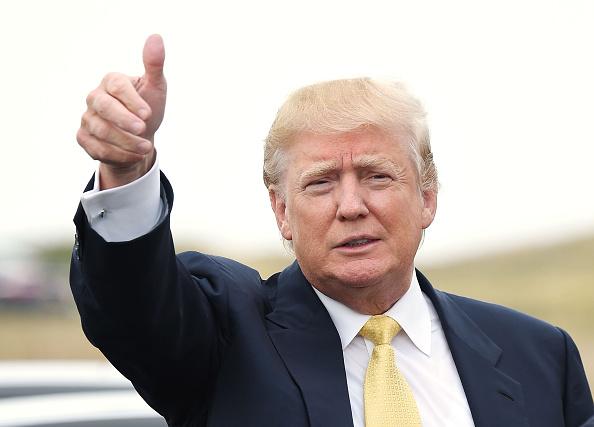 Donald Trump le agradece halagos al presidente ruso