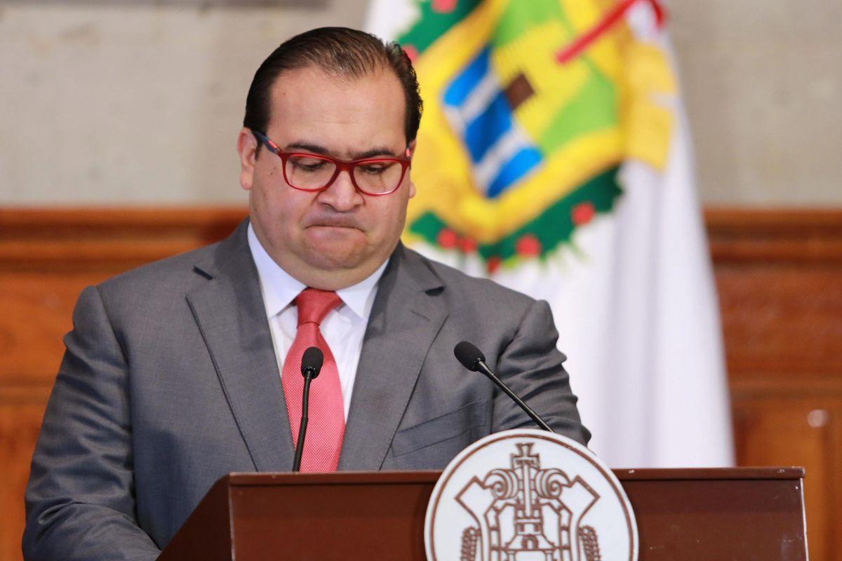 Se desconoce el paradero del exgobernador de Veracruz Javier Duarte.