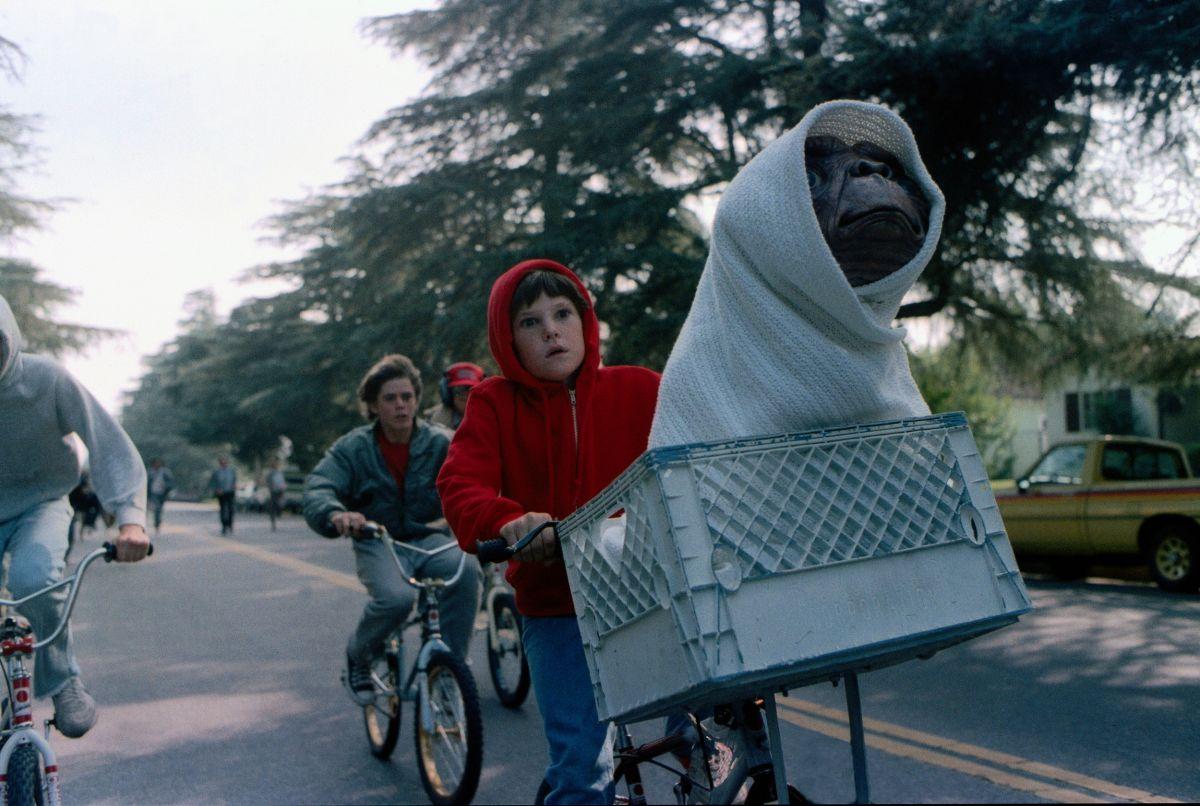 'E.T.' se proyectará con música en directo en el Hollywood Bowl el 4, 5 y 6 de septiembre. Es un estreno mundial.