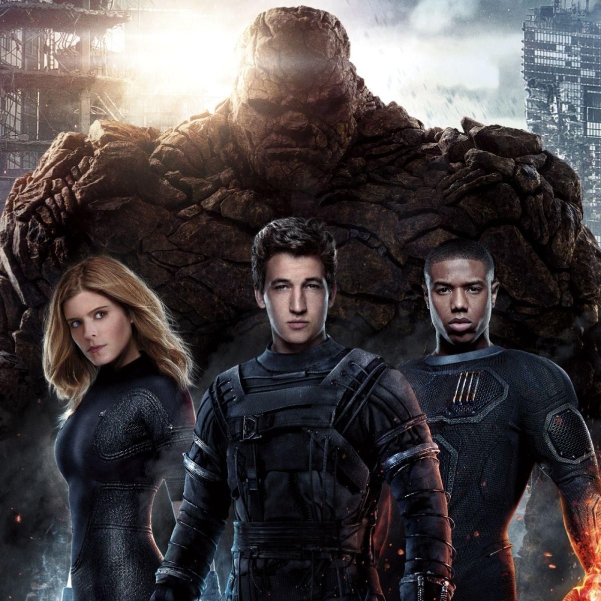 'Fantastic Four' fracasó el pasado fin de semana en las taquillas del país.