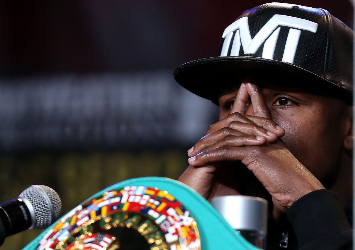 Floyd Mayweather aseguró que no habrá otra pelea para él después del 12 de septiembre.