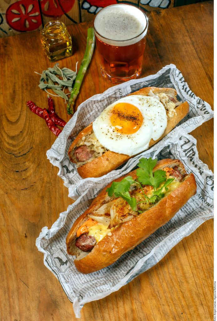 Prepara un hot dog, pero con tu 'twist'
