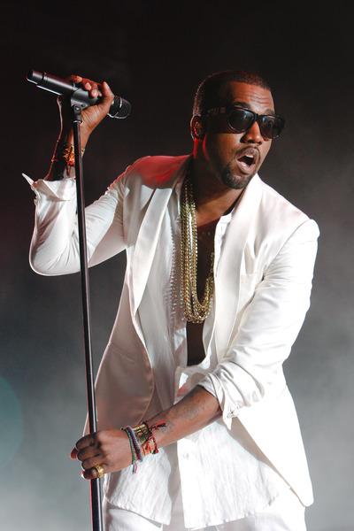 Kanye West está de suerte