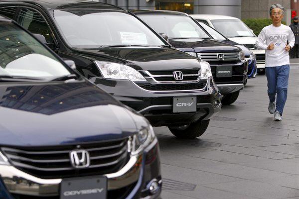 Honda retirará 304,000 autos