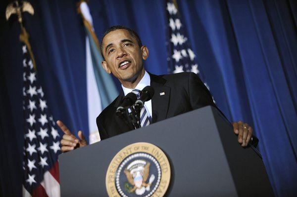 'Hay que hacer recortes', Obama