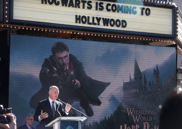 Harry Potter se muda a LA