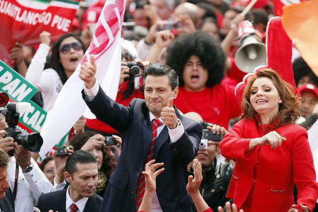 Piden a la hija de Peña Nieto respetar al pueblo