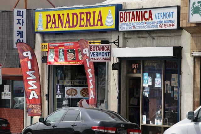 Inmigrantes empresarios refuerzan LA