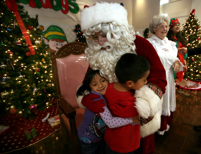 La Navidad llegó a Bell  adelantada