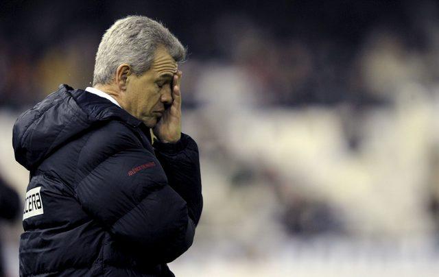 Aguirre recibe el  apoyo en Zaragoza