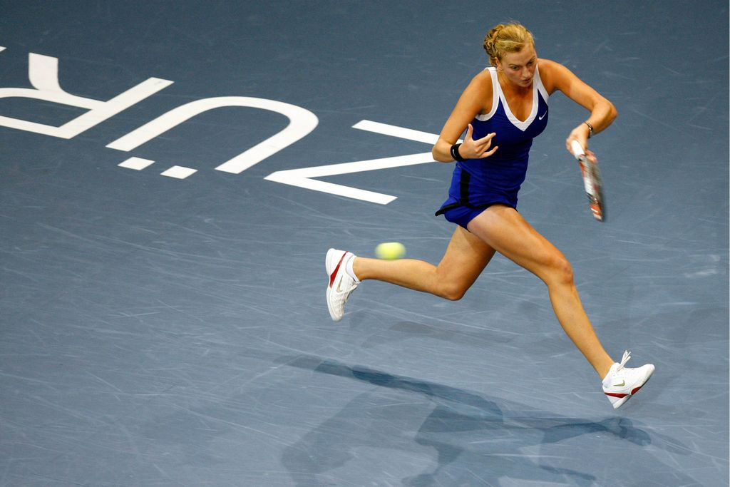 Djokovic y Kvitova, lo mejor