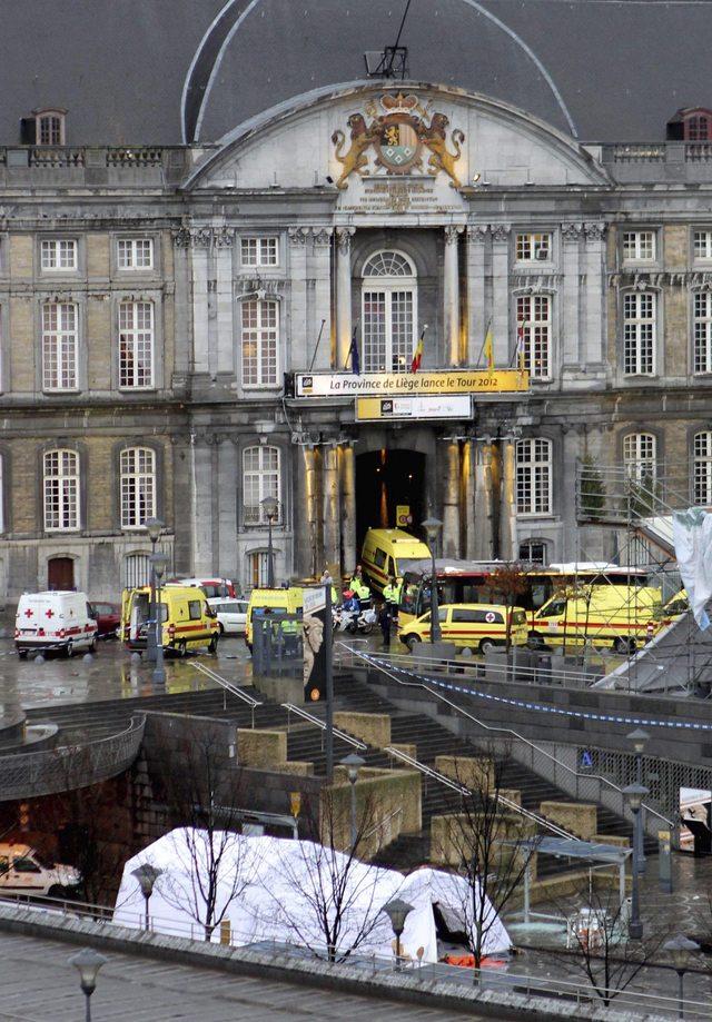 Horror por ataque en ciudad belga