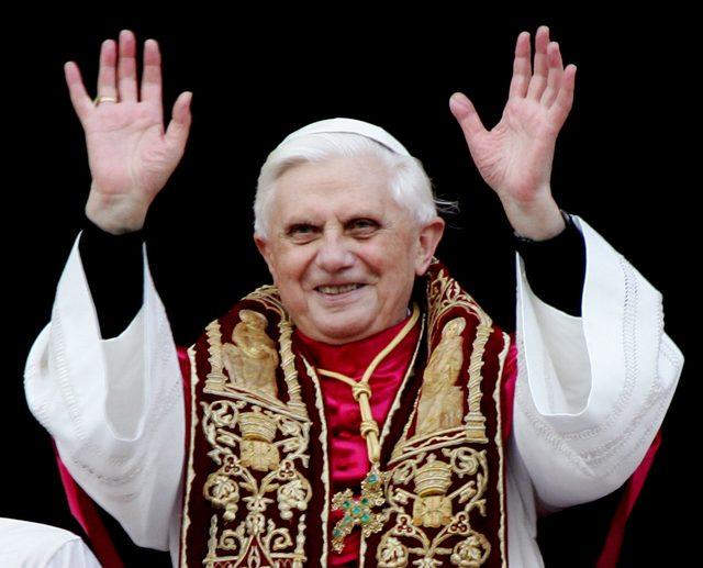 Entusiasmo es escaso por visita papal