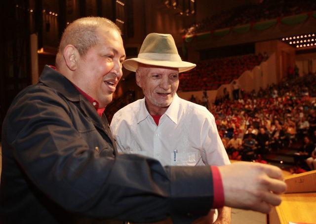 Chávez  está de campaña, dicen