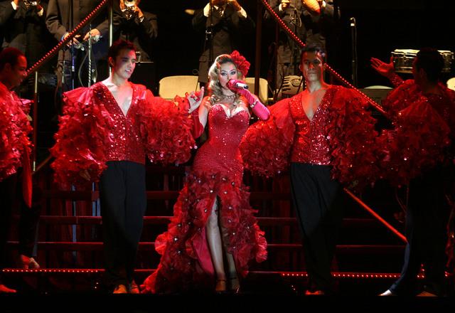 Hay 'Perfume' para el 2012