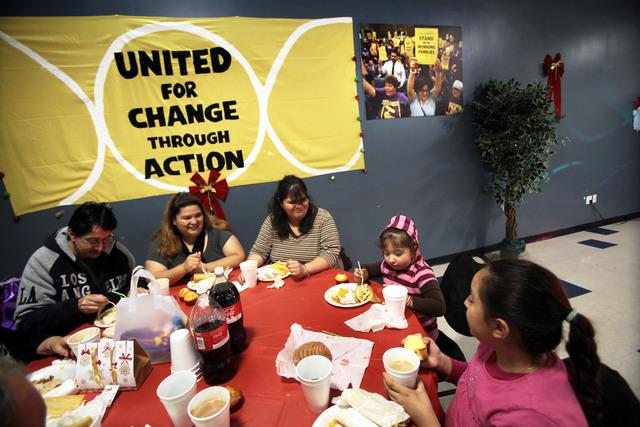 Celebran el Día del Migrante en LA