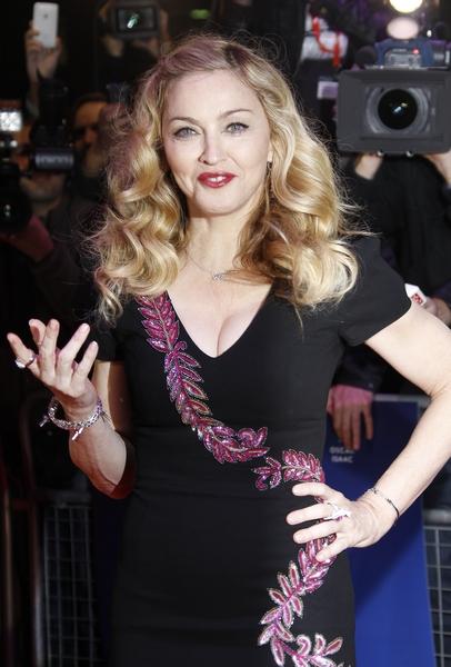 Detenido acusado de filtrar el nuevo disco de Madonna